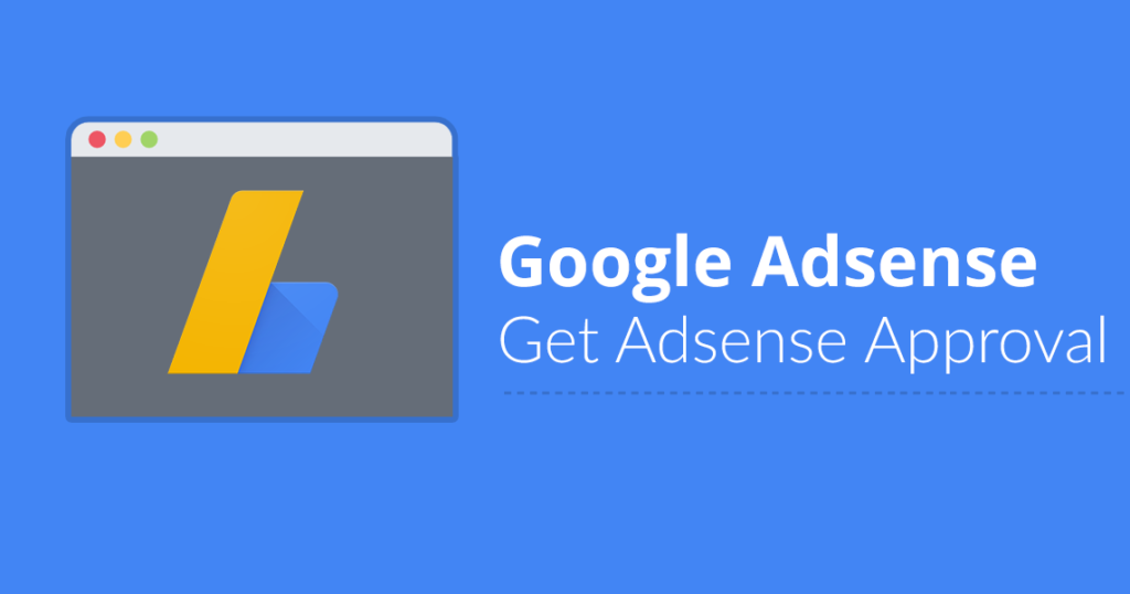 القبول في Google Adsense